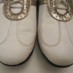 adidas Shoes - Adidas Traxion Fitfoam Womens Golf Shoes Size 8